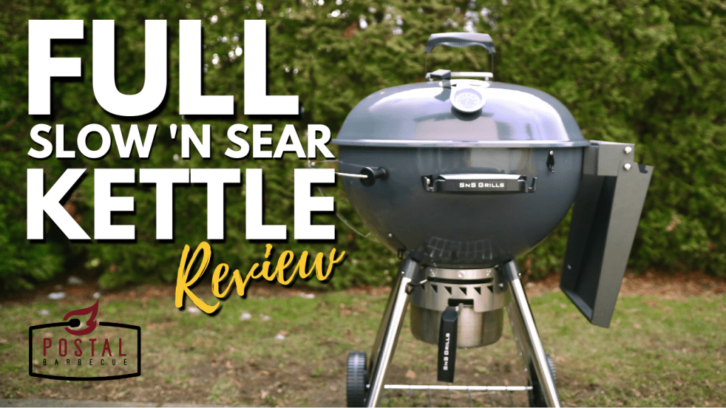 Slow 'N Sear Kettle Grill Review